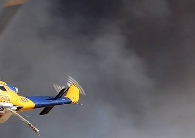 Bell 214 - Fire Fighting