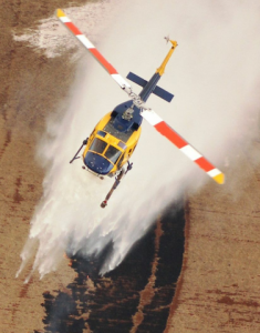 Bell 214 -Fire Fighting