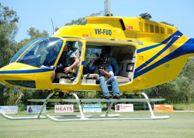 Bell 206L Videography