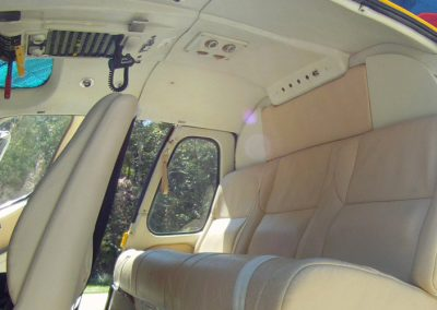 AS355 Twin Squirrel Charter - Interior