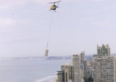 The Early Years - Bell 204 Heli-lift @ Gold Coast