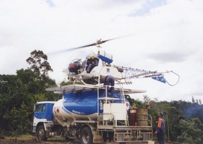 The Early Years - Bell 47 Top Loading