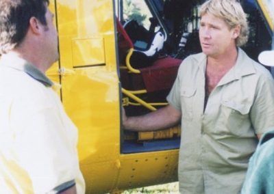 The Early Years - John McDermott and Steve Irwin