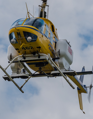 Bell 206 - Solid Application