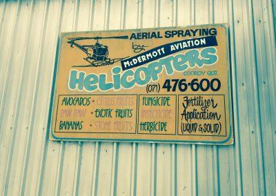 McDermott Aviation - First sign