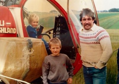 McDermott Aviation - Early Days