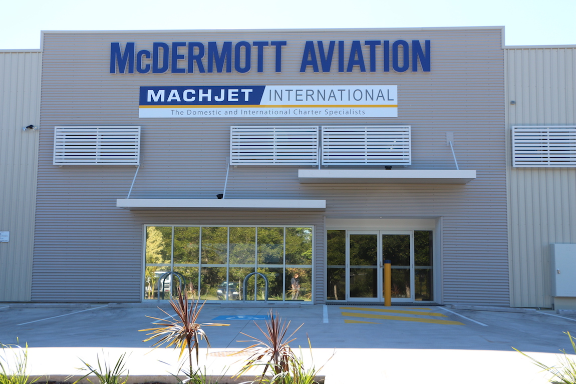 McDermott Aviation - Sunshine Coast