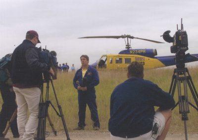 John McDermott - Facing the media