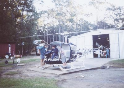 The Early Years - Bell/Kawasaki Turbine 47