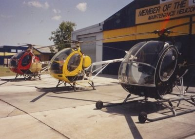 Australia's Safest Helicopter Company