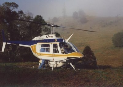 The Early Years - Bell 206
