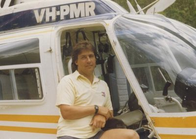 Bell 206 - John McDermott