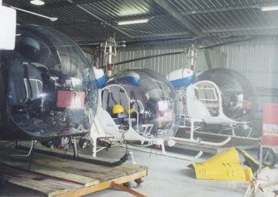 Bell 47's - read to go!
