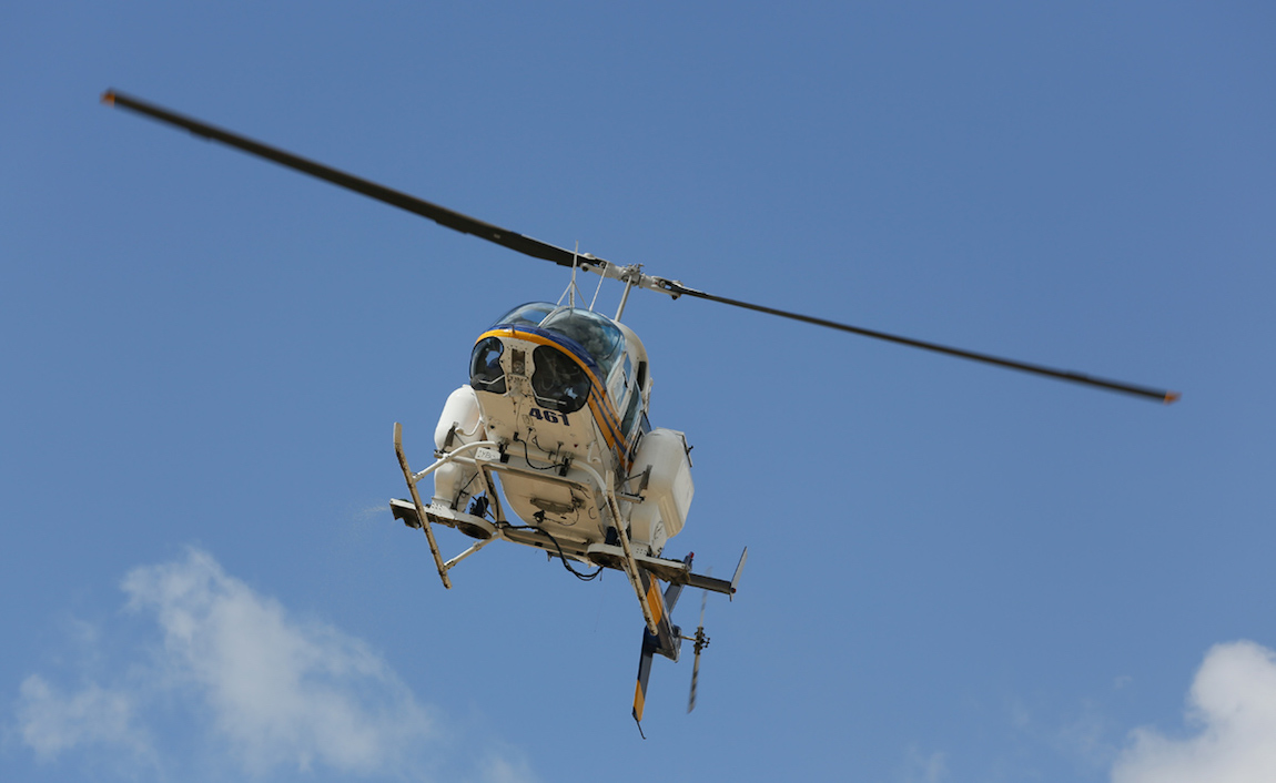 Bell 206L - Solid Application