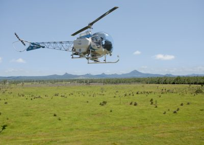 Bell 47 - Fire Ant Treatment