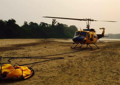 Bell 214 - Water Bombing Bucket