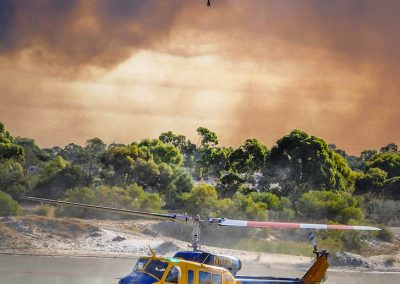 Bell 214 - Helitak