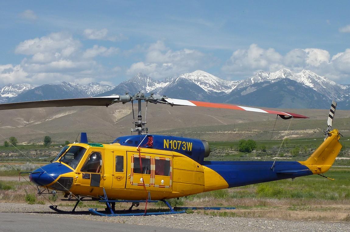 Bell 214 - USA