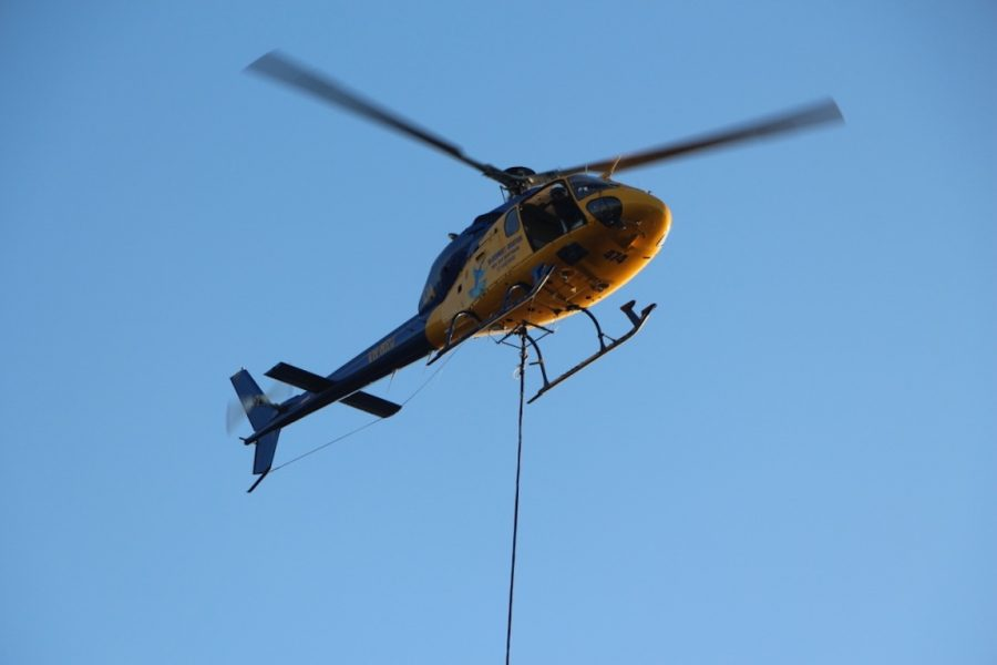 AS355 Twin Squirrel