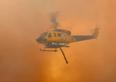 Bell 214 - Fire Fighting Helicopter
