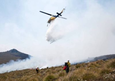 Aerial Fire Fighting